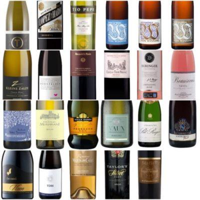 Weinpaket mit allen 23 Weine