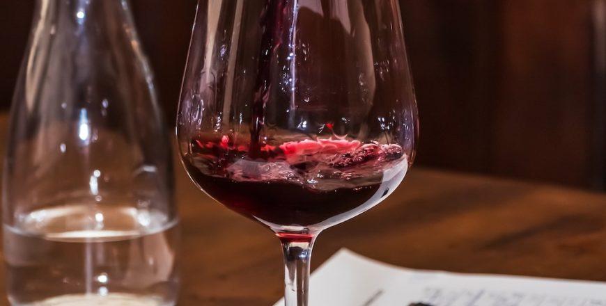 Wine Tasting quadratisch