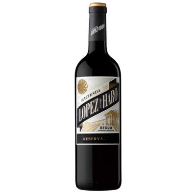 Wein #2: Hazienda Lopez