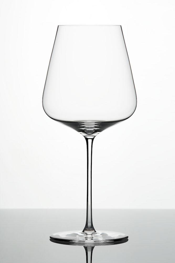 ZALTO Bordeaux Glas