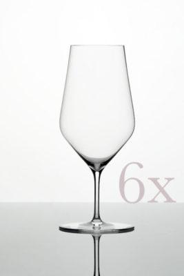ZALTO Wasserglas 6er Pack